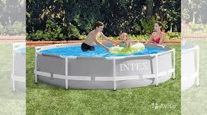 <b>Каркасный бассейн Intex 26700</b> Prism Frame Pool купить в ...