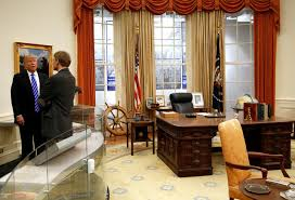 Bill Clinton Oval Office Chair The History Company Within Idea 4