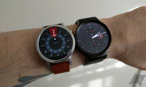 moto watch. android police moto watch