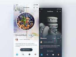 Good App Design Examples 15 Beautiful And Clean Ui Design Examples On Behance