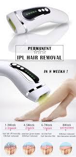 Intense Pulsed Light Laser Permanent Laser Ipl Body Hair Removal System D3 Intense