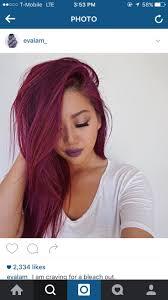 Best 25 Red violet hair ideas on Pinterest