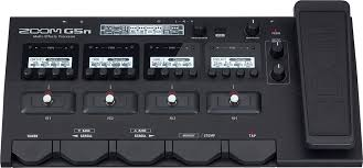 Напольный <b>гитарный процессор</b> эффектов <b>Zoom G5N</b> — купить в ...
