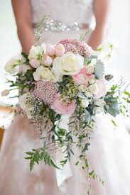 flowers for the wedding. blush and cream bouquet | kathleen landwehrle photography https://www.theknot. flowers for the wedding d