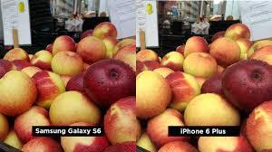 samsung galaxy s6 vs iphone 6 camera. click to enlarge   credit: sam rutherford samsung galaxy s6 vs iphone 6 camera m