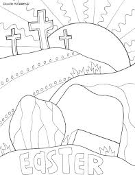 Christian Easter Coloring Pages Christian Coloring Pages Color Free