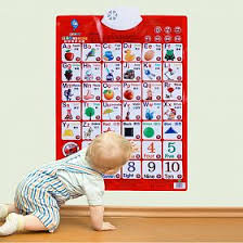 Baby Learning Chart Buy Sound Wall Chart Electronic Chart Multifunction Learning
