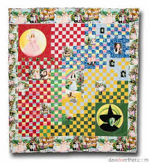 35 best Wizard of Oz quilt ideas images on Pinterest | Witches ... & Wizard of Oz Quilt Adamdwight.com