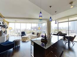 3 Bedroom Apartments Uptown Dallas Style Interior Cool Design