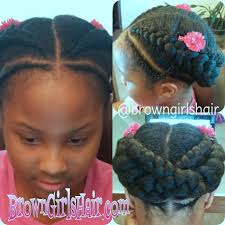 Natural Hairstyles Ponytails Website Easy Cornrow Hair Styles Natural Girls Ponytails