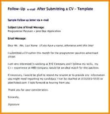 Follow Up Email After Resume Socialumco Fascinating FollowUp Email After Resume