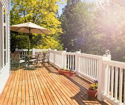 painting or staining your deck