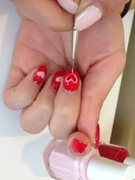TUTORIAL: Valentine's Day Nail Art From MARS The Salon - NAIL IT!