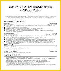 Cnc Programmer Resume Samples Best Of Programmer Resume Example System Programmer Cnc Programmer Resume