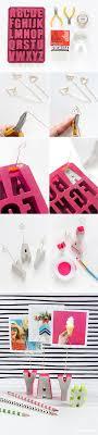 STEPS | Cement Letter Photo Holder | I SPY DIY