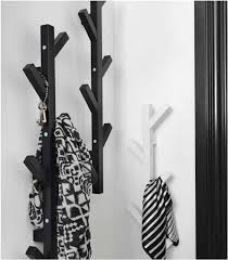 Tjusig Coat Rack 100 New Products From IKEA for Spring Tree designs Coat hanger and 6