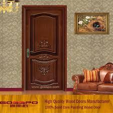 modern wooden carving door designs. Wonderful Designs Modern Interior Wood Carving Door Design GSP2039 On Wooden Designs I