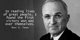 Harry S Truman Quotes Inspiration Tim Fargo On Twitter In Reading Lives Of Great People I Found The