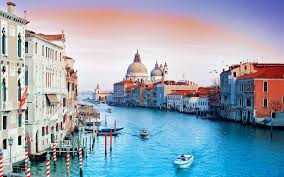 love in venice. beautiful italy