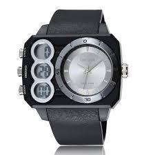 men watch oversized digital men big dial watch ad1503 ohsen white oversized digital men s big face watches ad1503