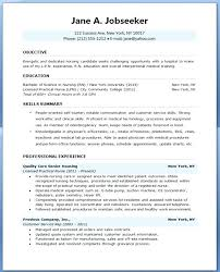 Resume Format For Nurses Classy Original Resume Format Resume Template Ideas