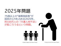 「「2025年問題」」の画像検索結果