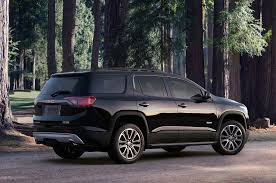 new car model year release dates2016 GMC Acadia to Remain on Sale Alongside New 2017 Model  Motor