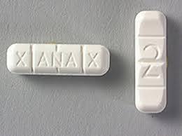 Xanax Bars Colors Benzodiazepine Drug Of Abuse Addict Help