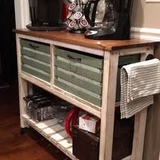 Click here to read my full disclosure policy. Find More New Custom Built Island Rolling Cart Sideboard Buffet Coffee Station Entry Table For Sale At Up To 90 Off