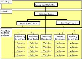 Free Nonprofit Organizational Chart Template Best Resume