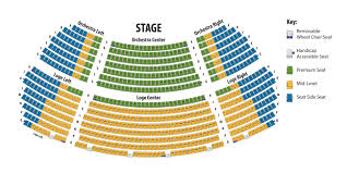 Pac Milwaukee Seating Chart Seating Chart South Milwaukee Performing Arts Center