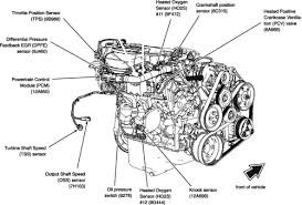 similiar ford taurus engine diagram keywords 2005 taurus se 3 0 ohv pcv location ford taurus forum