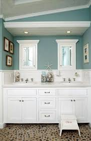 white beadboard bathroom. Beadboard Bathroom Cabinets Design Ideas White Cabinet Pertaining To Proportions 736 X 1127 A