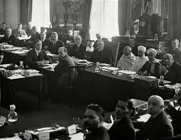 the first round table conference had its representation between november 1930 and january 1931 it was officially inaugurated by his majesty george v on