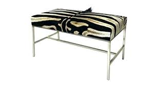 zebra print bedroom furniture. Animal Print Bench Bedroom Furniture Ottoman Pattern Zebra Fur Leopard E
