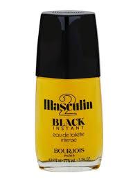 <b>Bourjois Masculin 2 Black</b> Instant 112ml EDT for Men   DubaiStore ...