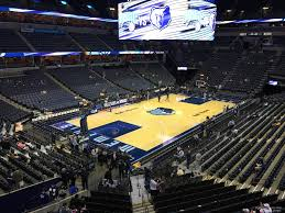Fedex Forum Memphis Grizzlies Seating Chart Fedex Forum Section 112a Memphis Grizzlies Rateyourseats Com