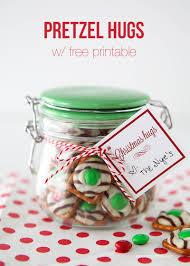 pretzel hugs gift idea