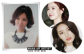 bntnews the makeup know how of three famous korean beauty artists