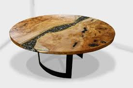 round river run dining table