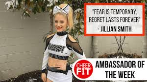 Jillian Smith - CHEERFIT