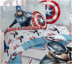 Facts about this Captain America Bedding