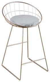 kylie wire bar chair