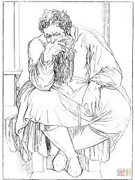 Small Picture Prophet Jeremiah coloring pages Free Coloring Pages