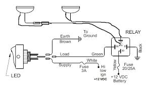 kc lights wiring diagram relay free download wiring diagrams wiring driving lights to high beam at Fog Light Relay Wiring Diagram