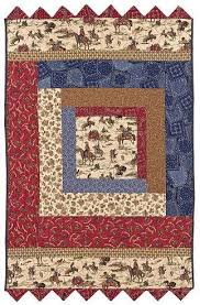 Best 25+ Western quilts ideas on Pinterest | Baby quilt patterns ... & Cowboy Quilt Patterns | quilt pattern | QuiltersBuzz Adamdwight.com