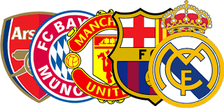 Image result for richest football clubs in the world