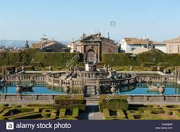 fountain italian renaissance style garden mannerism villa lante bagnaia viterbo lazio italy southern europe europe