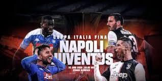 8:00pm, wednesday 17th june 2020. Jadwal Siaran Langsung Final Coppa Italia Napoli Vs Juventus Di Tvri Bola Net