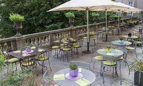 Terrasses Saint Pierre Restaurant Lyon